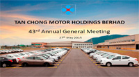 43rd Annual General Meeting